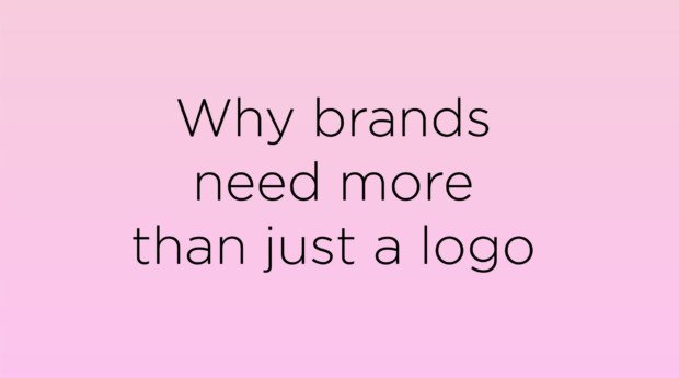 Why brands need more than just a logo